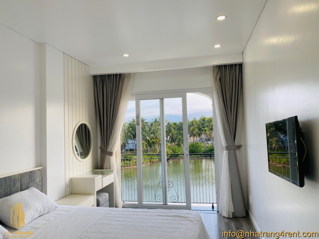 Champa Oasis – 2 br apartment for rent in 5* Building A289